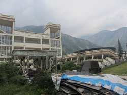 2008 Earthquake Memorial Site