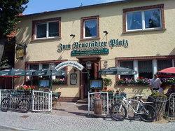 Gaststaette Zum Neustaedter Platz