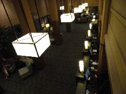 Lobby View from 2nd Floor
