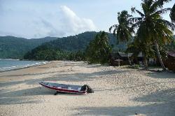 Juara Beach in der Nähe des Juara Beach Resorts