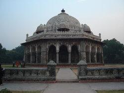 Isa Khan's Tomb