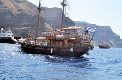 Santorini Sea Trips Anemos