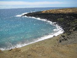 South Point (Ka Lae) ve Green Sand Beach