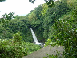 Sugaruga Falls