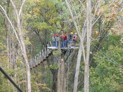 Lake Geneva Canopy Tours