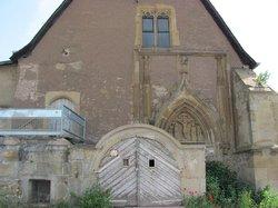 Disibodenberger Kapelle St. Marien
