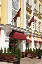 普通話莫斯科酒店