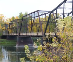 Fort Benton Bridge