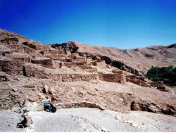 Pukara de Quitor Ruins