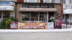 Outside The Granville