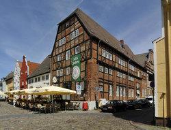 Brauhaus am Lohberg zu Wismar anno 1452