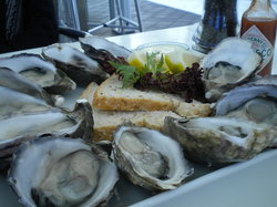 The Oyster Bar Holdfast Shores