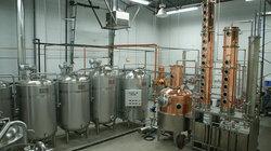 Urban Distilleries + Winery