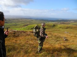 Skye Ghillie Fly Fishing and Wilderness Adventures