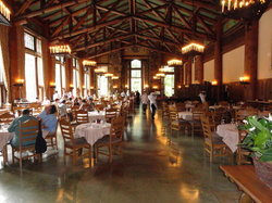 The Ahwahnee Hotel - Historic Landmark