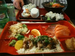Bay Sushi Cafe Express
