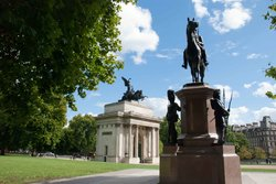 Duke of Wellington Statue