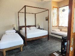 Villa Sesapi bedroom