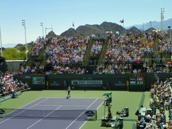 ‪Indian Wells Tennis Garden‬
