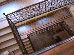 Staircase at KI