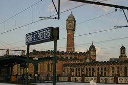 Gent-Sint-Pieters Railway Station