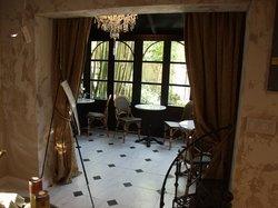 The Garden Room Cafe at Shoogie Boogies