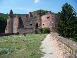 Burgruine Hardenburg