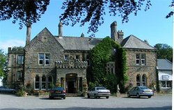 Hunday Manor Country House Hotel Restaurant