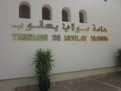 Station Thermale Moulay Yacoub