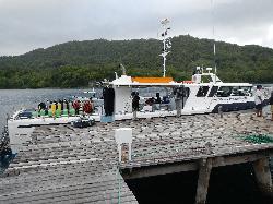 Tawali Dive Boat