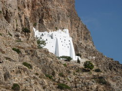 Monastery of Panagia Hozoviotissa (Grace of Panagia -Virgin Mary)
