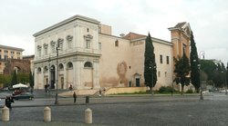 Scala Santa and Chapel of San Lorenzo