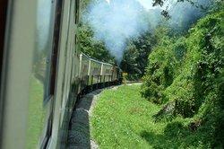 Kereta Uap Borneo utara