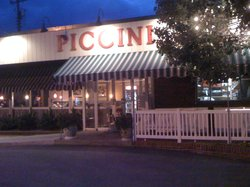 Piccini Wood Fired Brick Oven