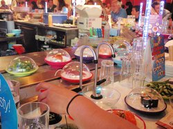 Yo! Sushi - County Hall