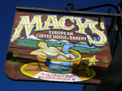Macy's Fresh Roasted Coffee