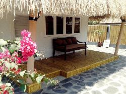 Beautiful private courtyard to kick back