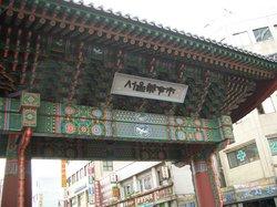 Seoul Yangnyeong Market