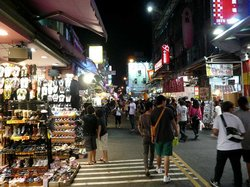 Yichung Shopping Street
