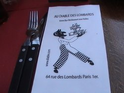 Au Diable des Lombards