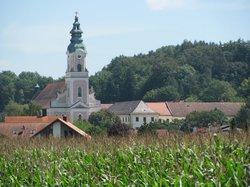 Asam-Kirche Mariae Himmelfahrt