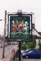 Image Lion & Unicorn in Central Scotland