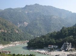 Ganga River view