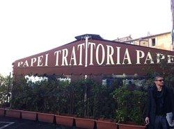 Antica Trattoria Papei