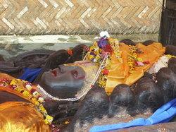 Budhanilkantha-Tempelanlage