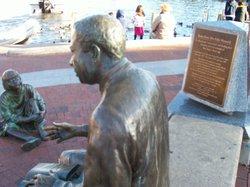 The Kunta Kinte - Alex Haley Memorial