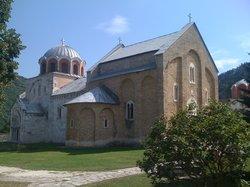 斯图德尼察修道院