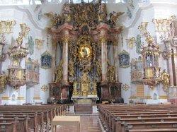 Wallfahrtskirche St. Maria Himmelfahrt