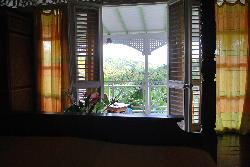 View from our bed