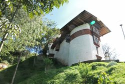 The Tower of Trongsa Museum